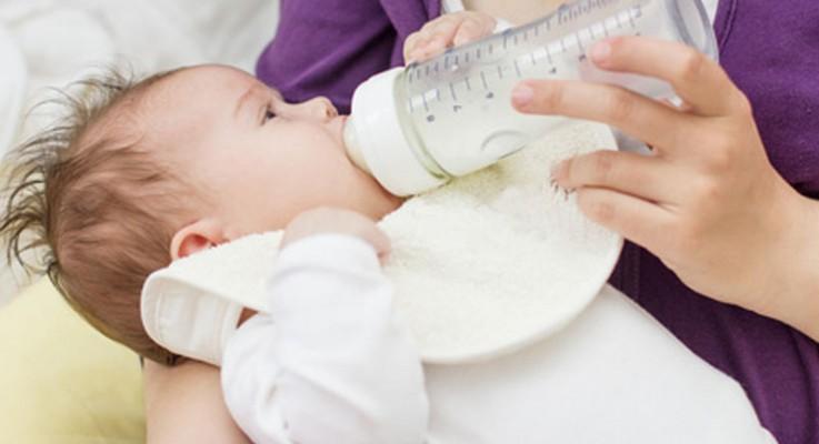 Brustkind oder Flaschenkind?