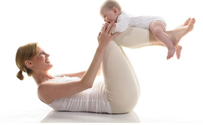 Babyfitness, Massage, Bewegung und Spiele